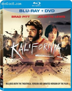 Kalifornia [Blu-ray] Cover