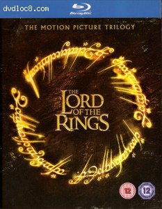 Lord of the Rings: The Fellowship of the Ring, The Cover