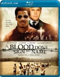 Cover Image for 'Blood Done Sign My Name'