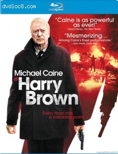 Harry Brown [Blu-ray] Cover