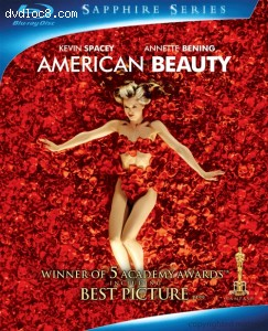 American Beauty (Sapphire Series) [Blu-ray] Cover
