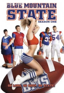 Blue Mountain State: Season One Cover
