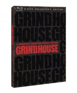 Grindhouse (Special Edition) [Blu-ray] Cover