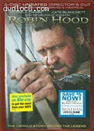 Robin Hood: Unrated Director's Cut - Special Edition Cover