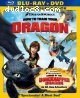 How to Train Your Dragon (Blu-ray/DVD Combo) [Blu-ray]