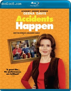 Accidents Happen [Blu-ray] Cover