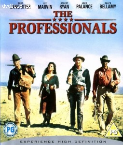 Professionals, The Cover
