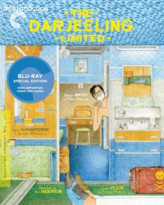Darjeeling Limited, The (Criterion Collection) [Blu-ray]