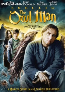 Skellig: The Owl Man Cover