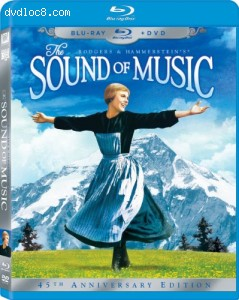 Sound of Music, The 45th Anniversary Edition Blu-ray + DVD