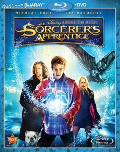 Sorcerer's Apprentice, The (Blu-ray + DVD Combo) [Blu-ray]