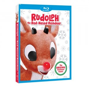 Rudolph the Red-Nosed Reindeer [Blu-ray] Cover