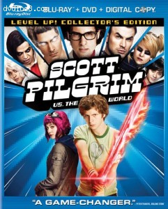 Scott Pilgrim vs. The World (Level Up! Collector's Edition) [Blu-ray]