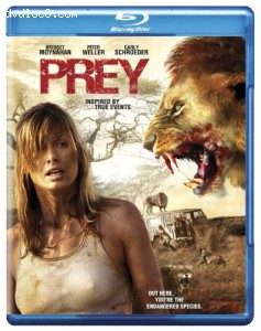 Prey [Blu-ray] Cover