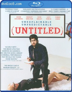 (Untitled) [Blu-ray] Cover