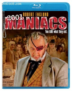 2001 Maniacs [Blu-ray] Cover