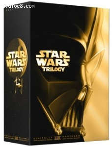 Star Wars Trilogy (Fullscreen)