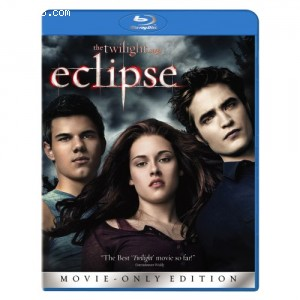 Twilight Saga: Eclipse (Single-Disc Edition) [Blu-ray], The