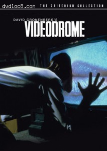 Videodrome (The Criterion Collection) Cover