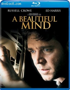 Beautiful Mind [Blu-ray], A Cover