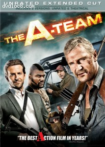 A-Team, The: Unrated Extended Cut Cover