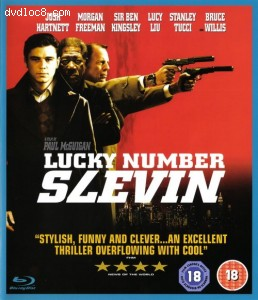 Lucky Number Slevin Cover
