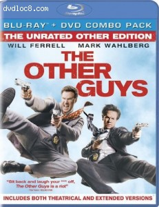 Other Guys, The (The Unrated Other Edition) (Blu-ray/DVD Combo)