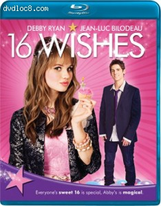 16 Wishes [Blu-ray] Cover