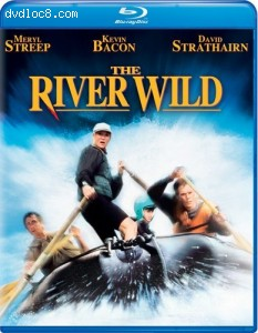 River Wild [Blu-ray], The Cover