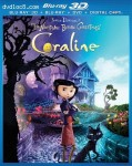 Cover Image for 'Coraline [Blu-ray 3D]'