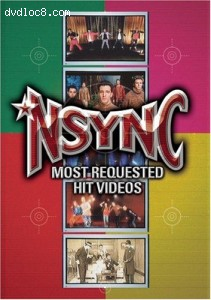 'N Sync - Most Requested Hit Videos Cover