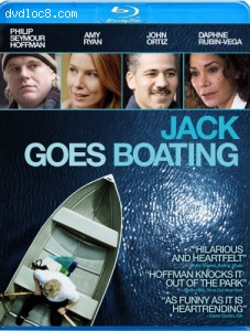 Jack Goes Boating [Blu-ray] Cover