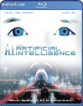 Cover Image for 'A.I.: Artificial Intelligence'