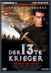 13te Krieger, Der (German Edition) Cover