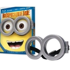 Despicable Me LIMITED EDITION With Goggles Includes Blu-ray, DVD and Digital Copy Cover