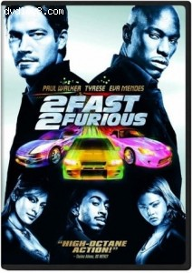 2 Fast 2 Furious (Widescreen) Cover