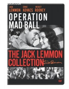 Operation Mad Ball Cover