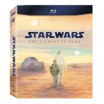 Cover Image for 'Star Wars: The Complete Saga (Episodes I-VI)'