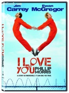 I Love You Phillip Morris Cover