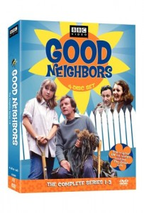 Good Neighbors: The Complete Series 1-3 Cover