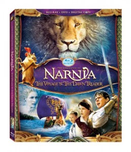 Cover Image for 'Chronicles of Narnia: The Voyage of the Dawn Treader , The'