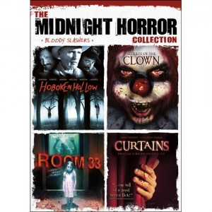 Midnight Horror Collection: Bloody Slashers, The Cover