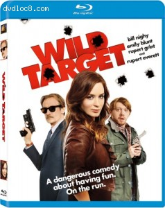 Wild Target [Blu-ray] Cover