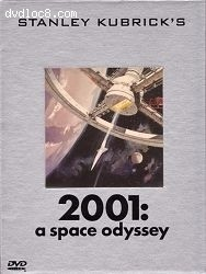 2001: A Space Odyssey: Collector's Box Set Cover