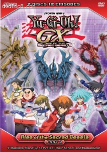 Yu-Gi-Oh GX!: Rise of the Sacred Beasts, Part 2