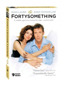 Fortysomething Cover
