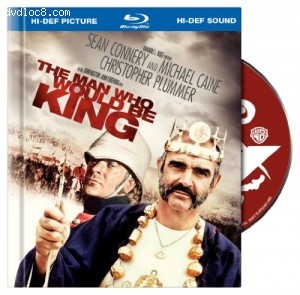 Man Who Would Be King [Blu-ray Book], The