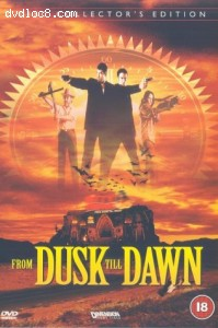 From Dusk Till Dawn-- Two Disc Collectors' Edition Cover