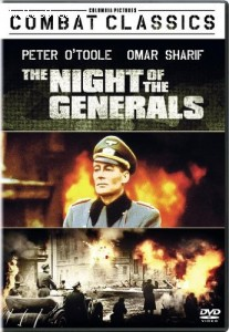 Night of the Generals, The (Columbia Pictures Combat Classics)