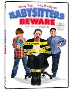 Babysitters Beware Cover